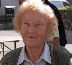 Elis Zimmer, *1917 ✝2016